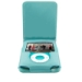 iPod Nano 3 Blue Leather Case