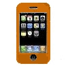 iPhone 3G Silicon Case Orange