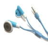 iPod Photo Earbuds Blue
