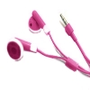 iPod Click Wheel Earbuds Pink