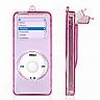 iPod Nano 2 Crystal Hard Case Pink