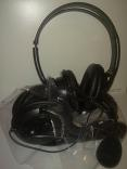 XBOX 360 Elite Black Headset with Microphone & Volume Control